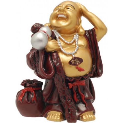 Τυχερός Βούδας πλούτου, υγείας και καλοτυχίας