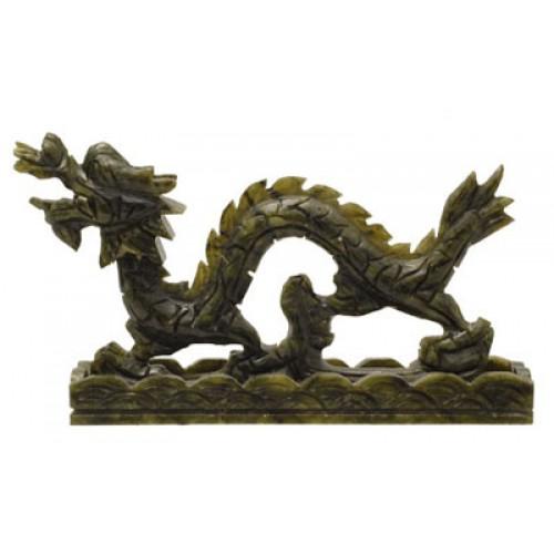 Δράκος από πράσινο ζαντ-νεφρίτη