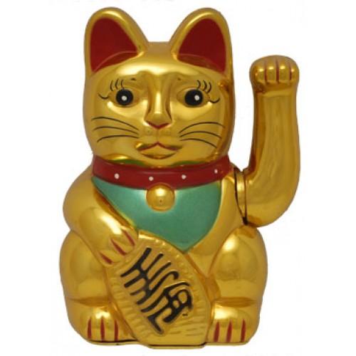 Lucky cat – Τυχερή γατούλα