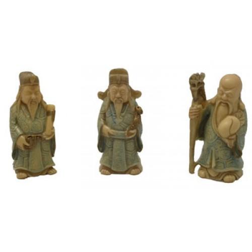 Τρεις θεοί (Φου-Λου-Σιαο)