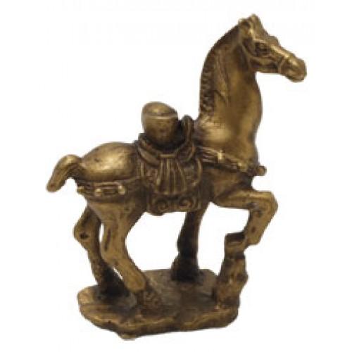 Άλογο με δοχείο πλούτου