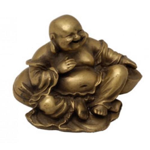 Βούδας πλούτου καθιστός