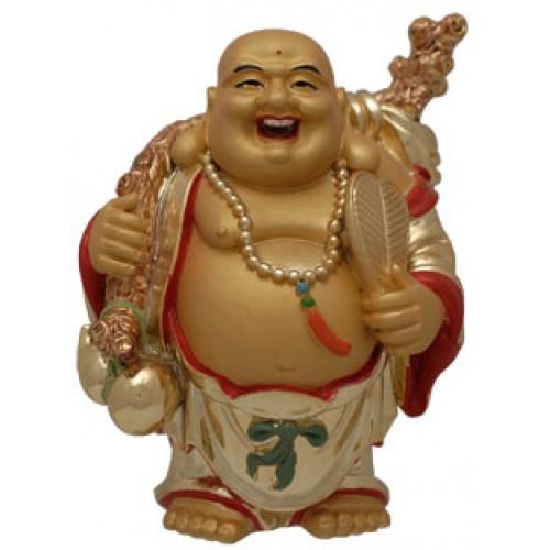 Τυχερός Βούδας όρθιος