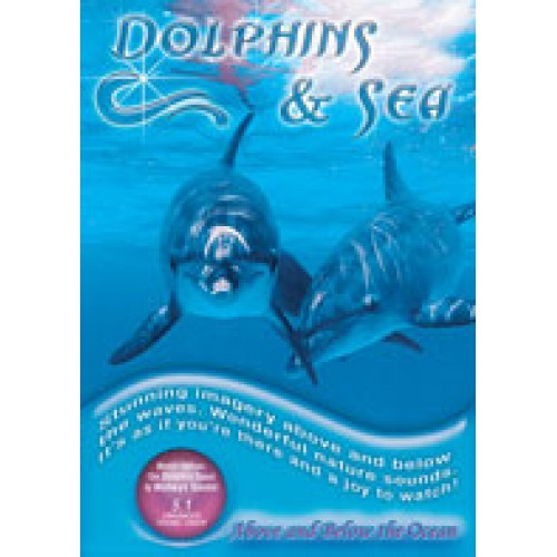 Dolphins & Sea DVD