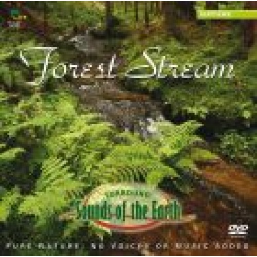 Forest Stream Audio DVD