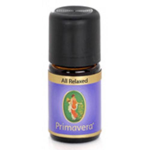 Φυσικό μείγμα 100% Απόλυτη Χαλάρωση (All Relaxed) PRIMAVERA
