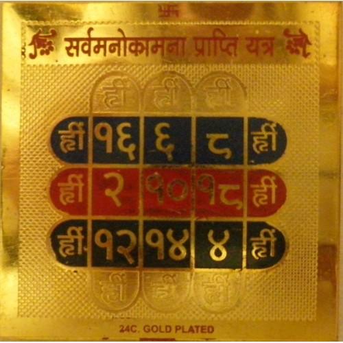 Shri Sarv Manokamna Prapti