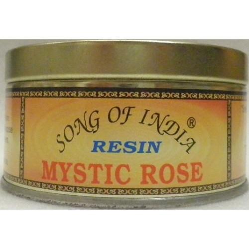 NATURAL RESINS - MYSTIC ROSE