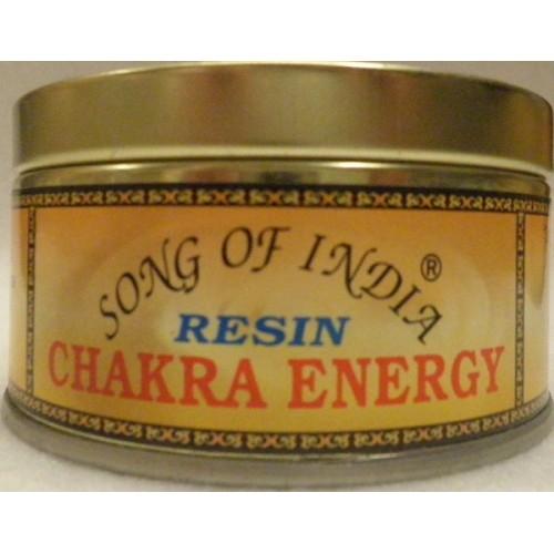 NATURAL RESINS - Chakra Energy