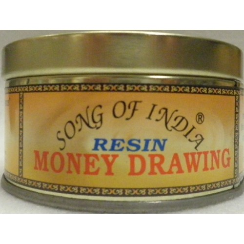 NATURAL RESINS - Money Drawing