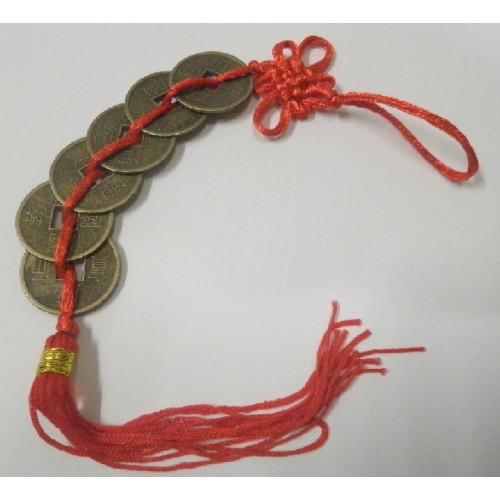 Εξάδα μεταλλικά νομίσματα