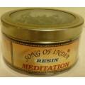 NATURAL RESINS / Meditation