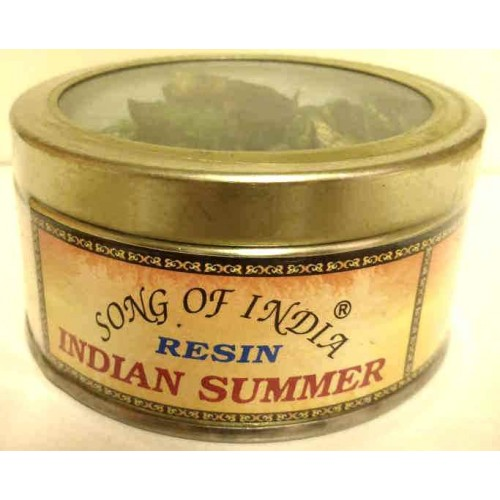 NATURAL RESINS / Indian Summer