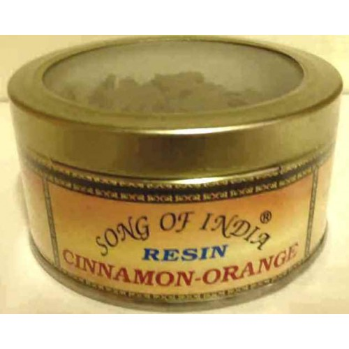 NATURAL RESINS / Cinnamon-Orange