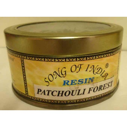 NATURAL RESINS / Patchouli Forest