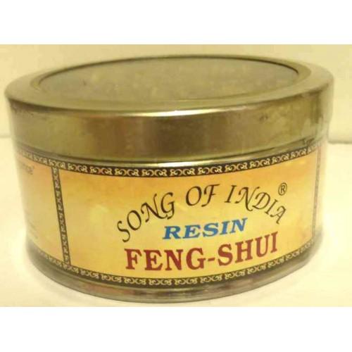 NATURAL RESINS / Feng-Shui