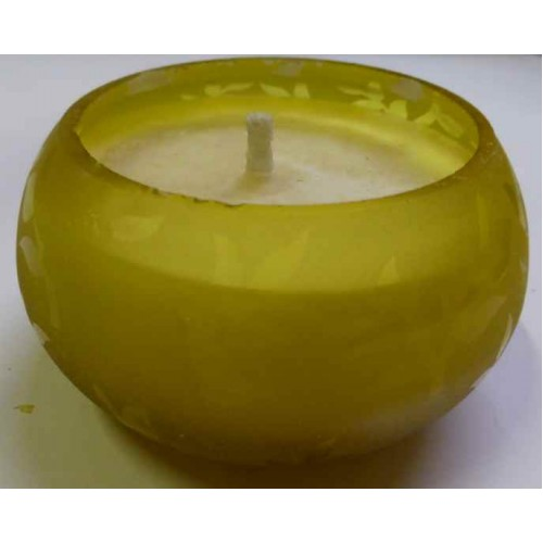 Αρωματικό κερί σόγιας Sandalwood