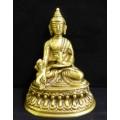 Βούδας θεραπευτικός από μπρούντζο μικρός