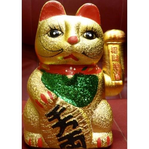 Lucky cat – Τυχερή γατούλα μικρή