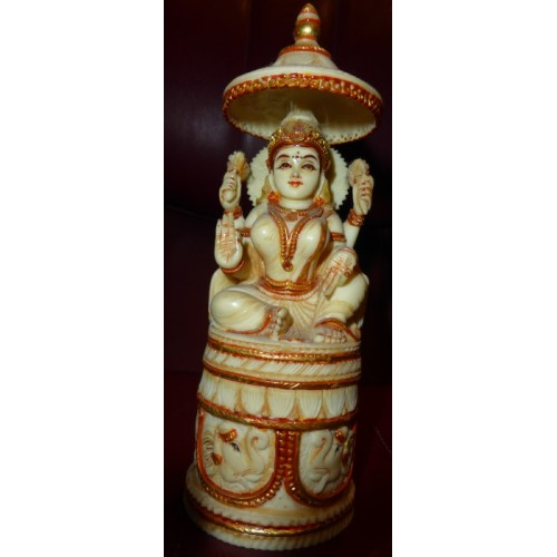 Άγαλμα μαρμάρινο της θεάς Λάξμι