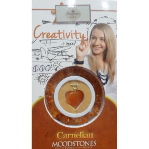 Σετ καρνεόλης μενταγιόν και βραχιόλι για δημιουργικότητα