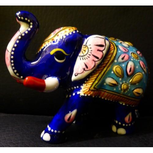 Ελέφαντας χρωματιστός