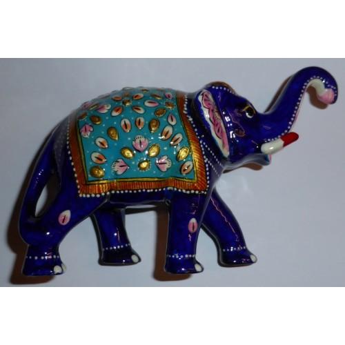 Ελέφαντας μπλέ