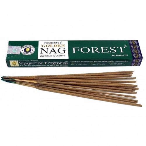 Αρωματικά στικς Golden Nag Forest