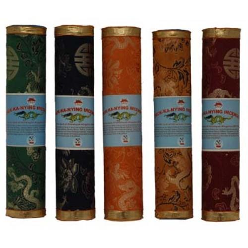 Θιβετανικά sticks με 30 βότανα /πράσινο