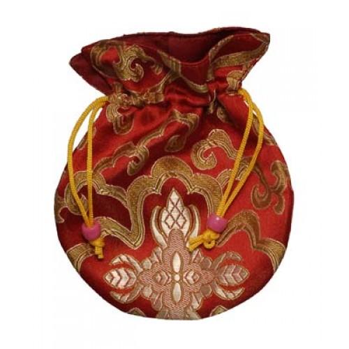 Πουγκί Θιβετιανικό από μετάξι (CLON)