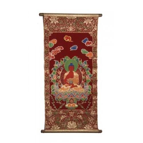 Κρεμαστό τοίχου Θεραπευτικός Βούδας