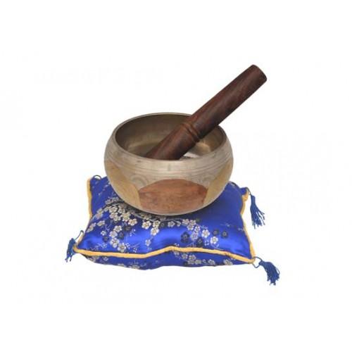 θιβετανικό singing bowl από κράμα 7 μετάλλων 665γρ.