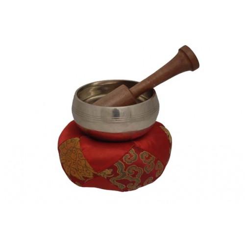 θιβετανικό singing bowl τρεις γραμμές μεσαίο μέγεθος