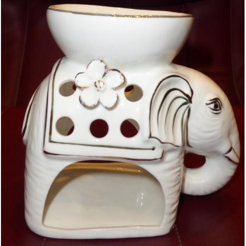 Καυστήρας (ρεσώ) με τη μορφή λευκού ελέφαντα