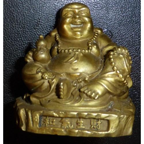 Τυχερός Βούδας καθιστός, υγείας, καλοτυχίας / 15 εκ.