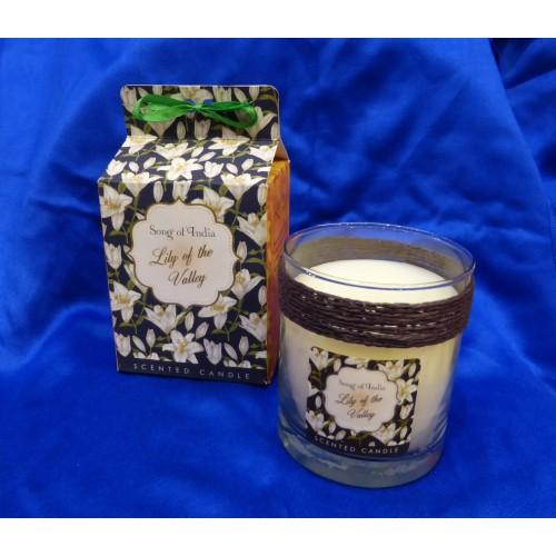Αρωματικό κερί Κρίνο της κοιλάδας