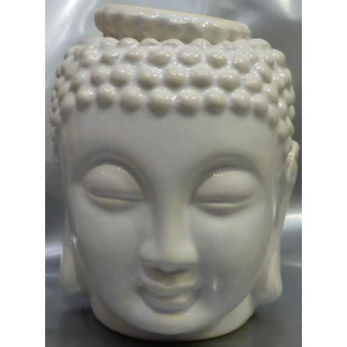 Καυστήρας Βούδας κεφάλι λευκός