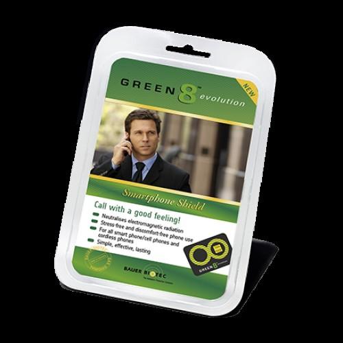 Green 8 μικρό χρυσό-Ασπίδα για κινητά/smarthphones