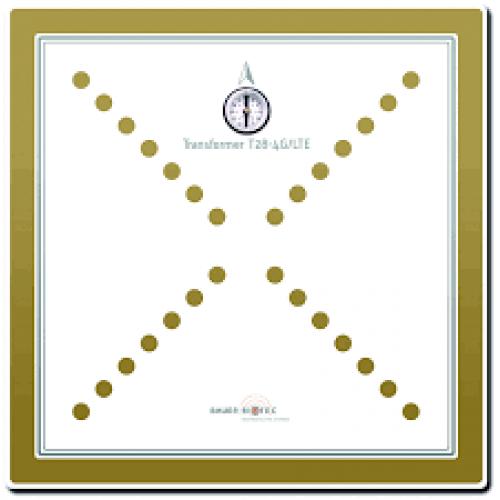 ΜΕΤΑΣΧΗΜΑΤΙΣΤΗΣ 28-4G-H Προστασία σπιτιού από ηλεκτρομαγνητικά και γεωπαθητικά