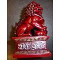 Λιοντάρια Beijing ζεύγος για προστασία