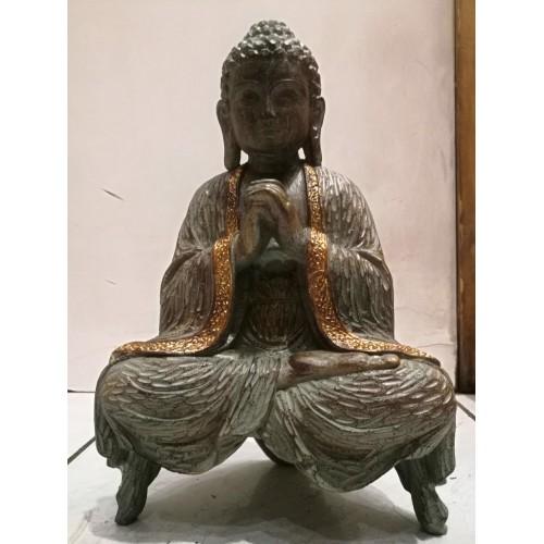 Διαλογιζόμενος Βούδας με μούδρα ένωσης