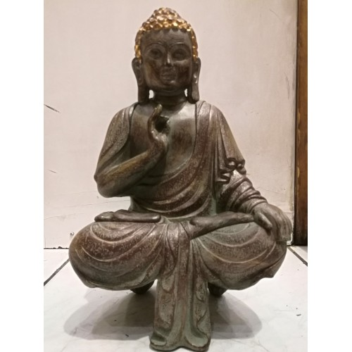 Διαλογιζόμενος Βούδας με μούδρα ευλογίας