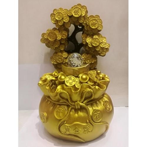 Συντριβάνι-χρυσό-δέντρο-πλούτου